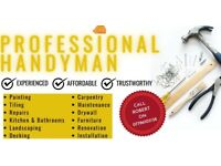 Reliable and Experienced Handyman Services