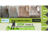 Professional Carpet & Upholstery Cleaning-LIMITED TIME OFFER 1 ROOM UNDER 4X5 DEEP CLEANED £29.99