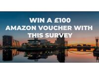 Manchester Small Business Survey - Chance to win £100 Amazon gift card