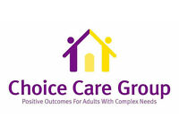 Female Night Social Care Worker - BE