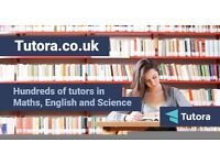 Tutora - Hundreds of tutors in Maths, English and Science from £15/hr - primary, KS3, GCSE, A-Level