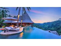 Genuine 5* all expenses paid holiday to Bali for single female (22 to 30)
