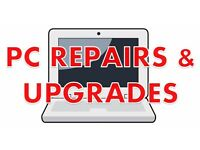PC, Computer & Laptop Repairs & Upgrades (West Bridgford)