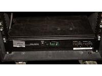 QSC RMX 1850HD Power Amp
