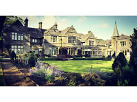 CHEF de PARTIE WANTED at Country House Hotel ***superb role*** Accommodation available.