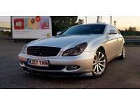 Mercedes CLS 320CDI, sale or swap!!!
