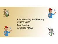 BJM Plumbing & Heating