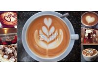 Charlies Coffee Shop - Mugdock Country Park, Milngavie FT Waiting/Barista Staff