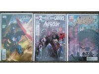 3 Secret Avengers Marvel Comics