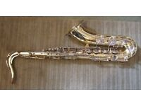 Yamaha YTS21 tenor saxophone in very good condition