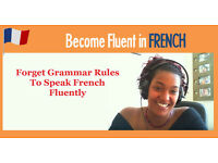 French Courses ONLINE from £4 with Native University Teacher
