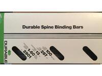 Spine Binding Bars