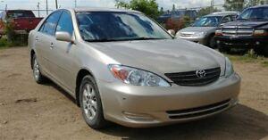 2004 Toyota Camry LE 3.0L V6!! Power Windows & Locks!! Inspected