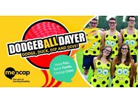 Mencap Dodgeballdayer Volunteer Photographer opportunity