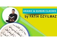 Arabic and Quran Classes by qualified Islamic Lecturer