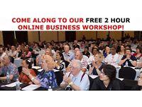 Free internet business workshop