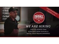 Butchery Counter Assistant Vacancies for our Primacy Meats Counter in various locations in Belfast