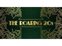 the roarings 20's at oxford town hall