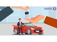 Take part in market research-Used cars