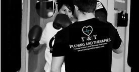 FREE PERSONAL TRAINING session with every purchased set. PT in WEST and SOUTH-WEST LONDON