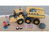 Lego City Dump truck 7631 (used) with box. £12.