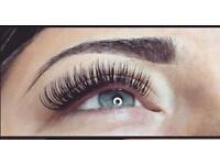 Eyelash Extensions £45 ♥️