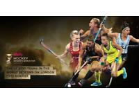 Ladies Hockey World Cup tickets for sale