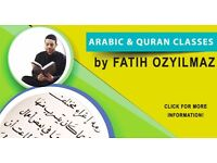 Arabic & Quran Lessons by qualified instructor