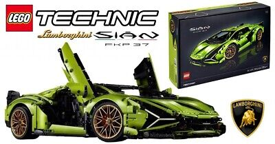 LEGO Technic Lamborghini Sián FKP 37 (42115) New 2020 (3,696 Pieces)