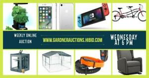 Great Deals on Treadmills, Tennis Tables, Shuffle Boards, Bikes & More