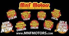 MnF Motors - Auto Car Mechanical & Electrical repairs