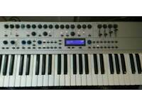 Novation KS5 synth synthesiser midi controller