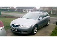 Mazda 6 estate Ts2 full spec 2.0.l