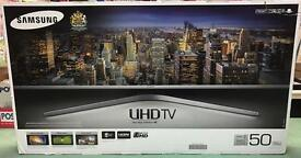 Samsung 50 inch 4K Smart TV