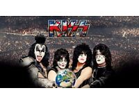 Kiss SSE Hydro Glasgow standing tickets x 2 27th May 2017 TONIGHT!