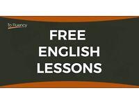 ***Free English Lessons*** Professional CELTA trained English teacher