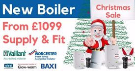 CHRISTMAS SALE ON! Boiler Deals to suit any Budget/Boiler Installation, Repair, Service Specialist