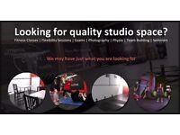 Versatile Studios Space for Rent - Reasonable Rates