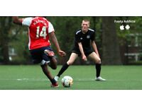 Need 2 players for friendly 5 a side football Sunday 3pm in Angel, Highbury