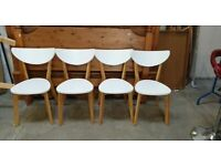 Set of 4 Harlow Dining Chairs No150416