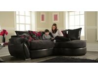New joelle chaise corner sofa**free delivery**