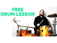 Sign Up For A FREE Taster Drum Lesson With Rhythm Mag Tutor