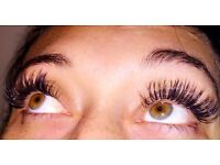 Diamond Eyelash Extensions from £20 (BFF deals)