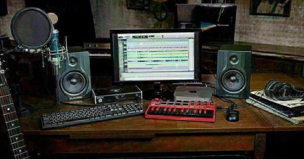 Apple Mac Mini Core i5 2 5 8gb 500gb HDD Logic Pro X Antares Auto-Tune  Ableton 10 iZoTope Mastering | in Croydon, London | Gumtree