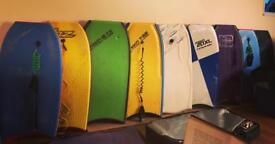 WANTED... old Bodyboards