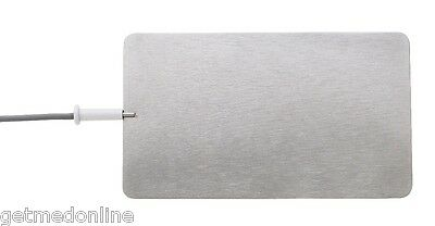 New Conmed Reusable Patient Grounding Plate For Hyfrecator 2000 7-900-7