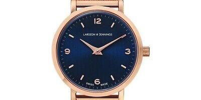 Larsson & Jennings Lugano Solaris Milanese Bracelet Strap Watch
