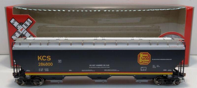 Scale Trains SXT30431 HO KCS Greenbrier Covered Hopper #286800 LN/Box