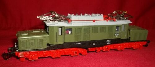 Berliner Bahnen 1:120 model TT Locomotive BR254 Electric Locomotive NIB MINT QQ