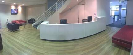 Dedicated co-working desk with 24/7 access on Chapel St